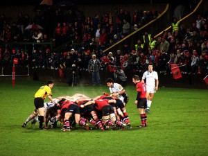 Scrum in Rugby